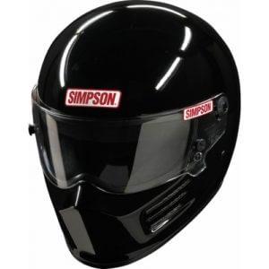 Streetfighter Helm - Simpson-Helmet-Bandit-black