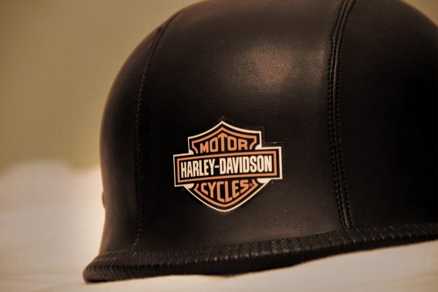 Welcher Helm für Harley